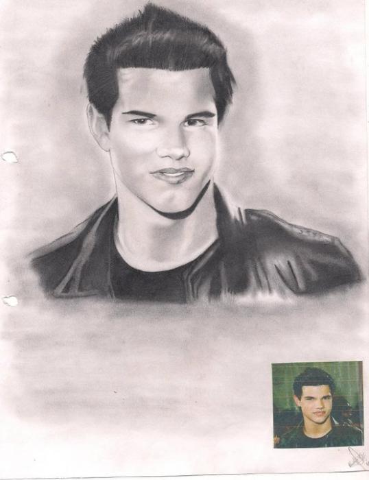 Taylor Lautner by NOE